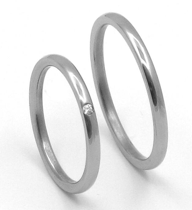 Titanove Snubni Prsteny Stt4000 Snubni Prsteny Z Titanu Zero
