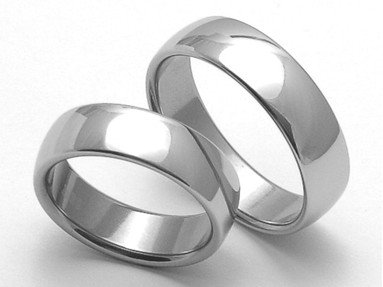 Snubni Prsteny Z Chirurgicke Oceli Zero Collection