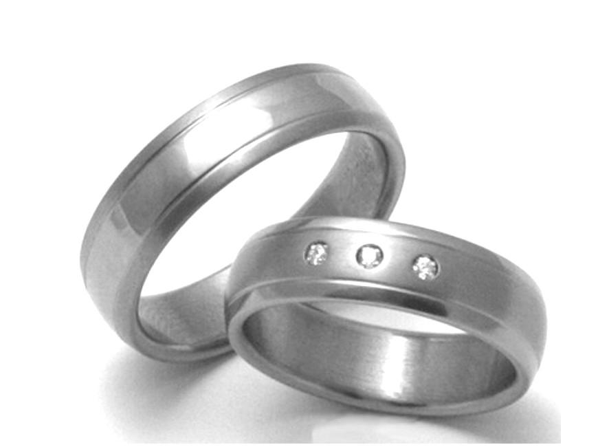 Titanove Snubni Prsteny Stt1600 Snubni Prsteny Z Titanu Zero